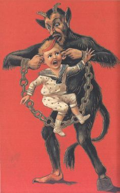 Krampus: because Christmas isn't as awesome without unimaginable terror!