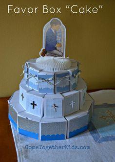 Favor Cake idea