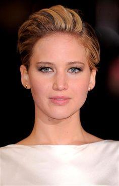 Jennifer Lawrence's pixie cut