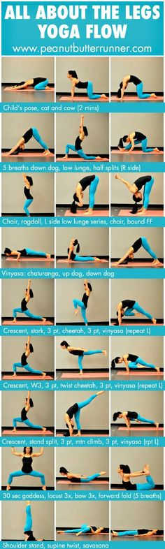A yoga flow designed to stretch and strengthen the legs as well as improve balance and focus. Photo guide along with video demonstration. Also, get details on how you can avoid white marks and yellow stains from deodorant on your yoga clothes thanks to n