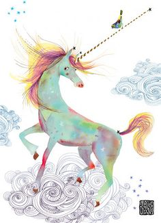 Painted Unicorn