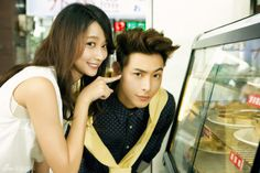 spexial simon y Wen Yi Wang Cute Couples, Taiwan, Pearl Earrings, Devil, Angel, Actors, Korea, Boys, Young Boys