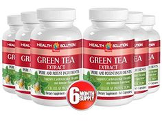 Green tea detox  GREEN TEA EXTRACT  increase in lean muscle mass 6 Bottles *** Check out this great product.
