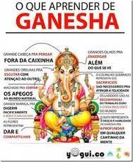 Resultado de imagen de dioses de la india ganesha