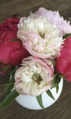 Peonies from the Bouqs