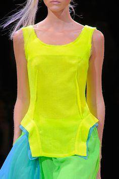 Yohji Yamamoto at Paris Fashion Week Spring 2014 - StyleBistro