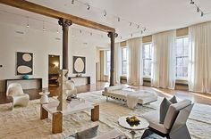 Love.. Mercer Street Loft by IMR