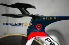 Pinarello Bolide HR 1: Bradley Wiggins's Pinarello Bolide HR revealed