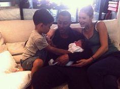 【ELLEgirl】ドウツェン・クロースが第二子となる女の子を出産|エル・ガール・オンライン