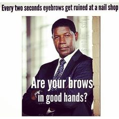 #browscares