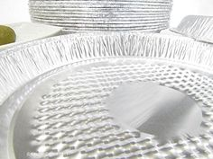 Disposable Aluminum 7 Individual Pizza Pans By D W Fine Pack 250 -- Click image for more details. (This is an affiliate link) Aluminum Foil Pans, Small Pizza, Small Dining Area, Cakes And More, Coffee Cake, Serving Size, Pizza Pan, Stones, Product Catalog