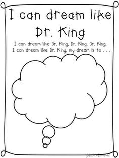 Martin Luther King. this could be a great lesson for rote song teaching AND literacy.