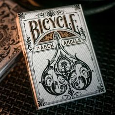Shop Bicycle Arch Angel Deck by USPCC - Trick.