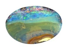 Opal Discovered in Antarctic Meteorite