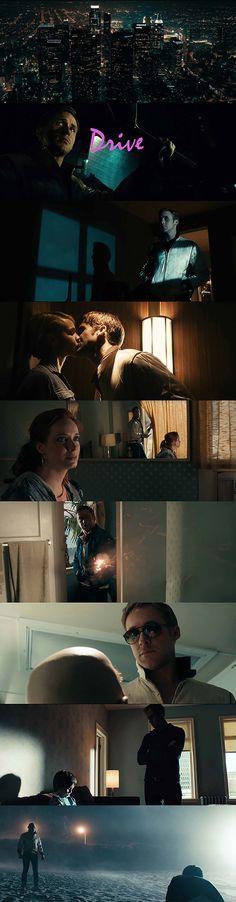 'Drive' (Nicolas Winding Refn, 2011) Cinematography by Newton Thomas Sigel