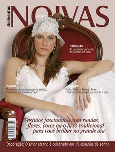 Noivas Ceará #5 - Vestidos fascinantes com rendas, flores, cores ou o luxo tradicional para você brilhar no grande dia.