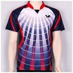 New Butterfly Men Badminton / Table Tennis 43870 Shirt