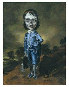 The Blue Boy - Blue Boy Rising by Dietz