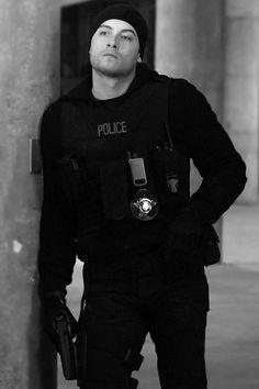 He kills me. He actually kills me. #JesseLeeSoffer #JayHalstead #ChicagoPD