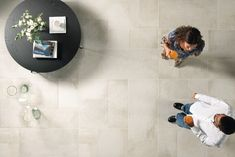 Using different sizes and shapes of tiles to create a random style has been a popular style for UK tiled floors for many years imagine how beautiful your kitchen or living room would look with this effect. Chateaux offers you the possibility of 2 pre-determined laying schemes which provide a random pattern where there are no continual joint lines for added realism.#decor #diy #stonefloor #bathroomfloor #kitchenfloor #wetroom #whitestone #floortile #stone #stoneeffect #stonetile #ceramicfloor Bathroom Flooring, Kitchen Flooring, Italian Tiles, Kitchen Trends, Wet Rooms, Stone Flooring, Stone Tiles, Kitchen Tiles, Beautiful Kitchens