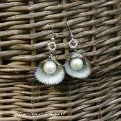 Earrings: North Sea Symphony - via @Craftsy