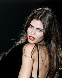 """supermodelgif: """"Bianca Balti at Dsquared Fall/Winter 2008 """""""