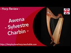 🍀 Harp Review ENG   Awena Harp By Sylvestre Charbin 27 Years Old, Let It Be, Songs, Play, Learning, Studying, Teaching, Song Books, Onderwijs