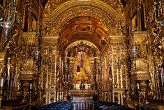Igreja da Ordem Terceira de São Francisco da Penitência - Church in Rio de Janeiro - Thousand Wonders