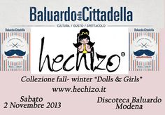 "Presentazione Collezione ""Dolls and Girls"""