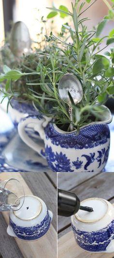 Mini-huerto para el interior del hogar - Muy Ingenioso