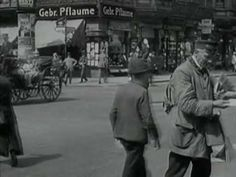 Berlin, Symphony of a Great City (1927) - Newspapers
