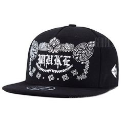 buy popular 9e891 1244e Just  9.37, buy Stylish Gothic Letters and Paisley Embroidery Baseball Cap  For Men online shopping