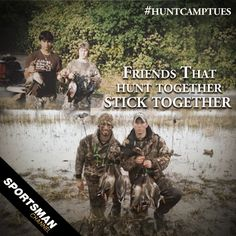 #Hunting #Tradition