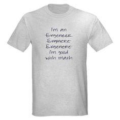 Mechanical Engineer shirt