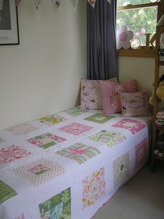 ta da! by retro mummy, beautiful nicey jane quilt