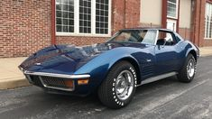 1972 Chevrolet Corvette Coupe - 1