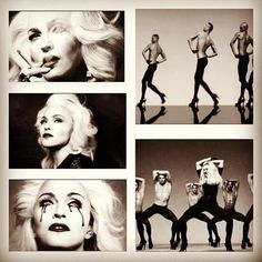 Madonna never stops inspiring me in one way or another.