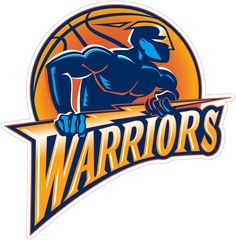 Golden State Warriors Primary Logo on Chris Creamer's Sports Logos Page - SportsLogos. A virtual museum of sports logos, uniforms and historical items. Currently over on display for your viewing pleasure Kyrie Irving, Basket Nba, Nba Video, Warrior Logo, Sports Team Logos, Sports Teams, Bay Sports, Logo Basketball, Nba Golden State Warriors
