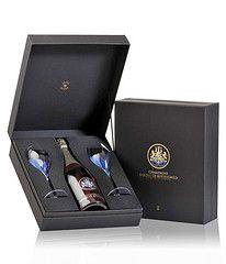 Champagne Rosé Coffret Barons de Rothschild