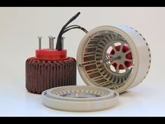 600 Watt, 3d-printed, Halbach Array, Brushless DC Electric Motor: 10 Steps (with Pictures)