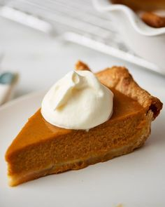 The perfect pumpkin pie, made from scratch. Here's our best recipe, with a few little tricks to get the best taste.