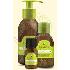 Macadamia Healing Oil Treatment #fabovehair