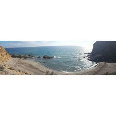 On instagram by montsita_ole_ole #landscape #contratahotel (o) http://ift.tt/23FfpGR de ruta en San José  ______________________________________________  #genoveses #almeria #cabodegata #mar #sea #beautiful #almeriense #almeriaparaíso #instatravel #almería #holidays #spain #instagram #andalucia #december #sanjose #bulldog #french  #frenchies #love #picoftheday #sun #beach #travel #perros #playa #like4like #instagood #enero