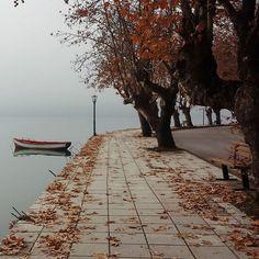 #kastoria #autumn #greece