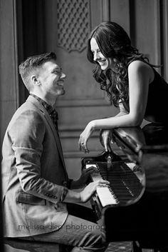 sweethearts @ the Piano