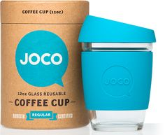 Joco sustainable coffee cup. Aiming for no takeaway coffee cups next year.
