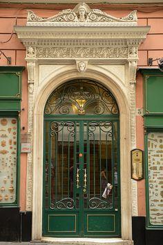 Italien, Lombardei: Genua