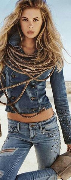 Piriguete style jeans