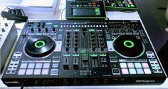Roland had its brand new Serato DJ controller and step sequencer on display at BPM Dj Kit, Digital Dj, Serato Dj, New Dj, Dj Gear, Music Production, Music Instruments, Facebook, Tips