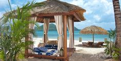 Private Cabanas #relaxation on vacation! http://taylormadetravel.agentarc.com  taylormadetravel142@gmail.com  call 828-475-6227